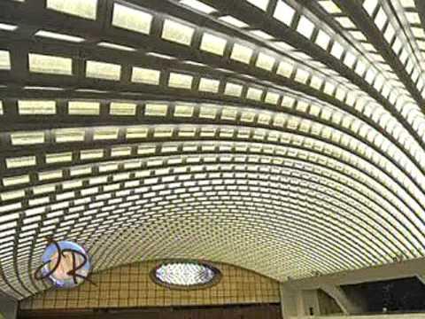 Joan's Rome - Paul VI Hall