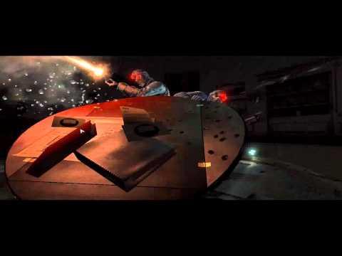 Splinter Cell conviction - Main menu explored