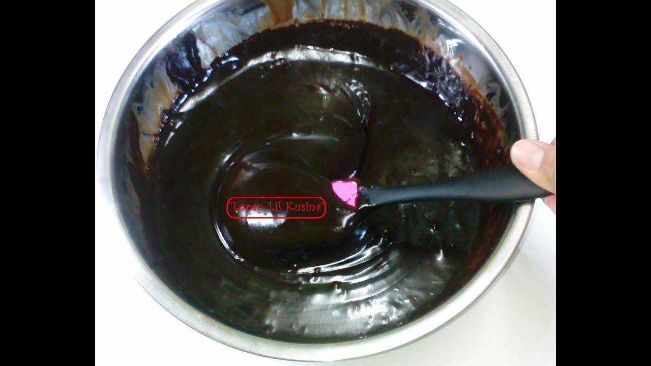 Chocolate Icing Recipe Like Goldilocks