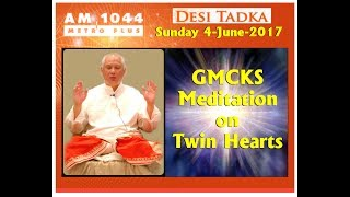 Baixar Twin Hearts Meditation Metro Radio Hong Kong Broadcast AM 1044 Desi Tadka