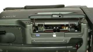 SONY 業務用ビデオカメラ DSR-250