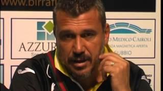 Gualdo CasaCastalda-Sansepolcro 1-2 Serie D Girone E
