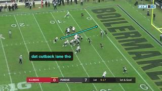 Illinois vs. Purdue (Offense)