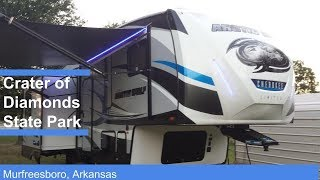Crater of Diamonds State Park | Arkansas State Parks | Best RV Destinations