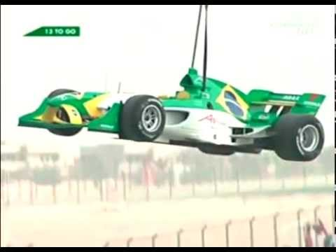 A1 GP Car Recovery