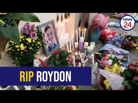 WATCH LIVE - Driehoek tragedy: Roydon Olckers laid to rest