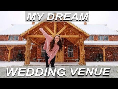 Our DREAM Wedding VENUE Walk Through! (WEDDING SERIES)