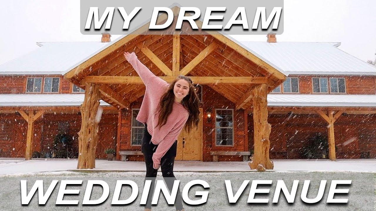 our DREAM wedding VENUE walk through! (WEDDING SERIES ...