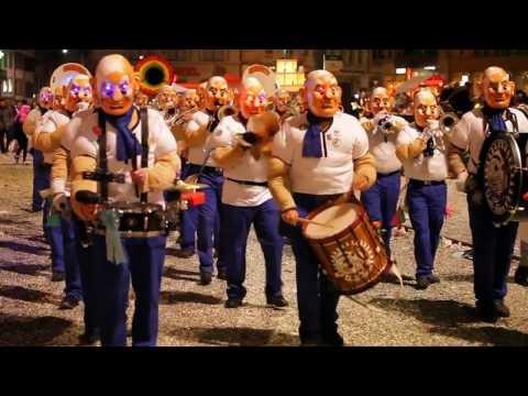 Travel Guide Basel, Switzerland - Basler Fasnacht - Basel Carnival