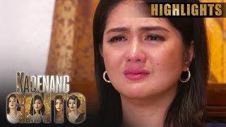 Daniela, sisingilin si Romina sa pagkamatay ng kanyang anak | Kadenang Ginto (With Eng Subs)