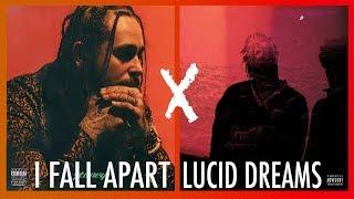 Post Malone X Juice Wrld I Fall Apart X Lucid Dreams.mp3