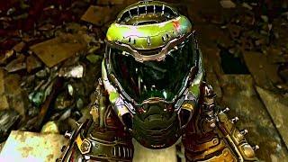 DOOM ETERNAL - FIRST 17 Minutes Of Gameplay Demo Walkthrough (QuakeCon 2018)