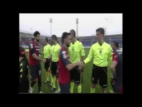 Cagliari - Juventus 1-4 (12.01.2014) 19a Andata Serie A.