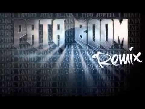 pata boom remix Daddy yankee ft jory -varios.....