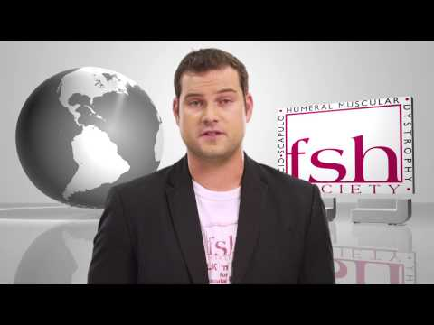Glee's Max Adler asks for your help fighting FSH muscular dystrophy