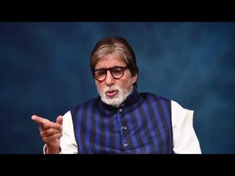 Swachh Shakti 2019: Amitabh Bachchan's message to Women Champions of Swachh Bharat