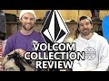 Volcom Snowboard Collection Indepth Review