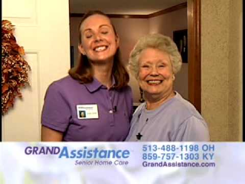 Grand Assistance Cincinnati OH, Northern KY, Companionship, Homemaking, Personal Care