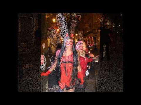 carnaval 2011 angel o demonio