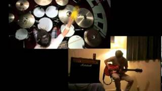 Video B.o.B- Airplanes Feat. Hayley Williams Cobus Drum & Guitar Cover download MP3, 3GP, MP4, WEBM, AVI, FLV Juli 2018