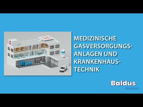 Medizinische Gasversorgungsanlagen Und Krankenhaustechnik Von Baldus