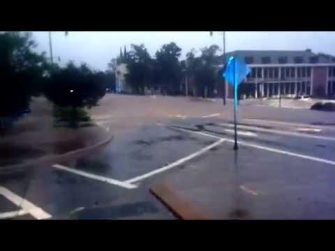 Hurricane Matthew - Green St (Systel Building)