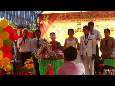 Lễ cưới Hương - Quốc Oai Full [Official]