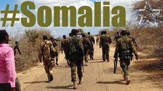 Welcome to Somalia - Somali National Army