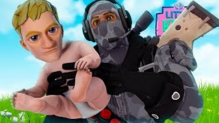 HAVOC REVEALS THAT HE HAS A SECRET CHILD - Fortnite Short Film