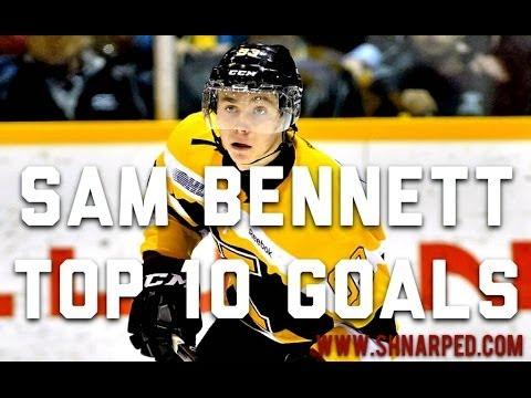 Sam Bennett - Top 10 Goals