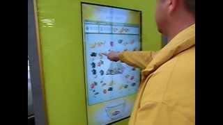 Интерактивный рекламный outdoor монитор (реклама Lipton)(Interactive touchscreen outdoor lcd monitor. Интерактивные рекламные touch screen LCD мониторы уличного использования впервые в Росси..., 2012-05-30T19:49:21.000Z)
