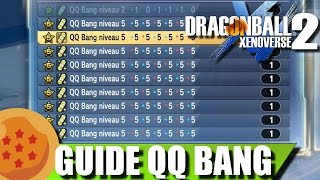 dragon ball xenoverse 2   comment crer des qq bang 5 toiles   guide fr