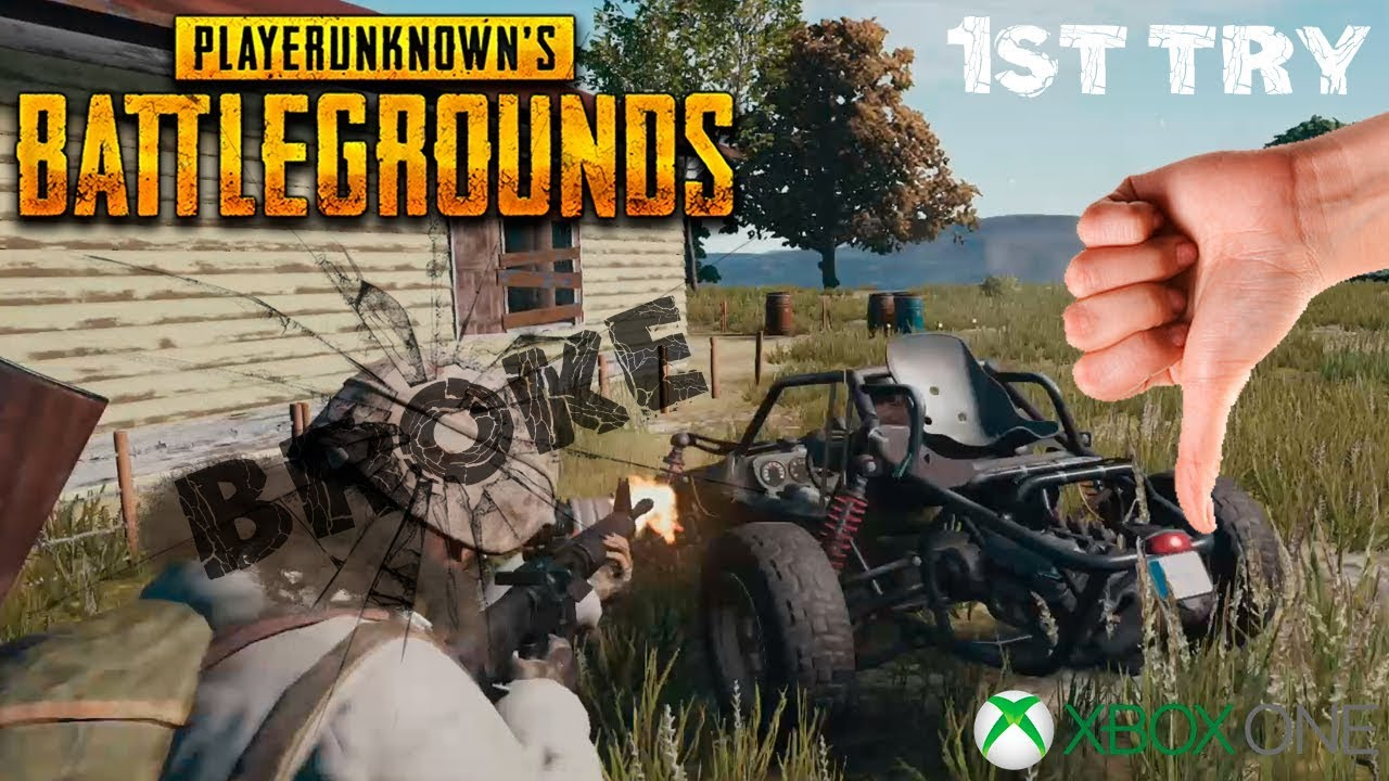 Playerunknown S Battlegrounds Pubg Review Xbox One Gameplay