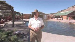 Travel Guide New Mexico tm, Ojo Caliente Mineral Springs Resort and Spa