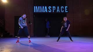 """GASOLINA"" - DADDY YANKEE | Willdabeast & Janelle Ginestra Choreography | #IMMASPACE"