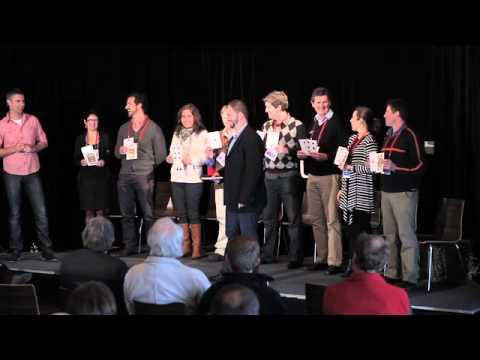 TEDxDubbo - Tansel Ali &  Mark Dobson - Live Like a Freak