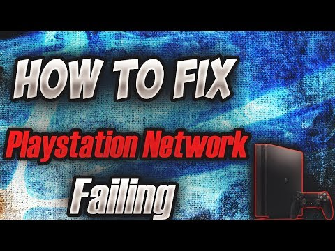 How To Fix PlayStation Network Failing After Update 5.0 2017