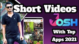 Josh - Snack on Short Videos With Top Apps 2021 screenshot 5