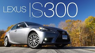 2016 Lexus IS300 Quick Drive | Consumer Reports