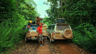SURVIVALLEN IN DE JUNGLE VAN SURINAME - Sammy Hoever #VLOG 35