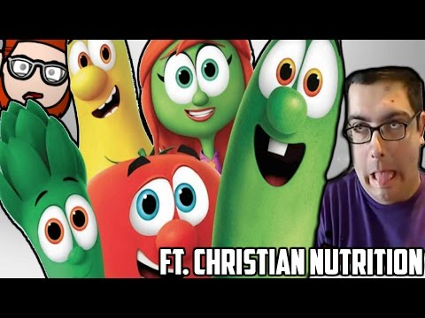 VeggieTales and Christian Nutrition | WAR ZONE RADIO