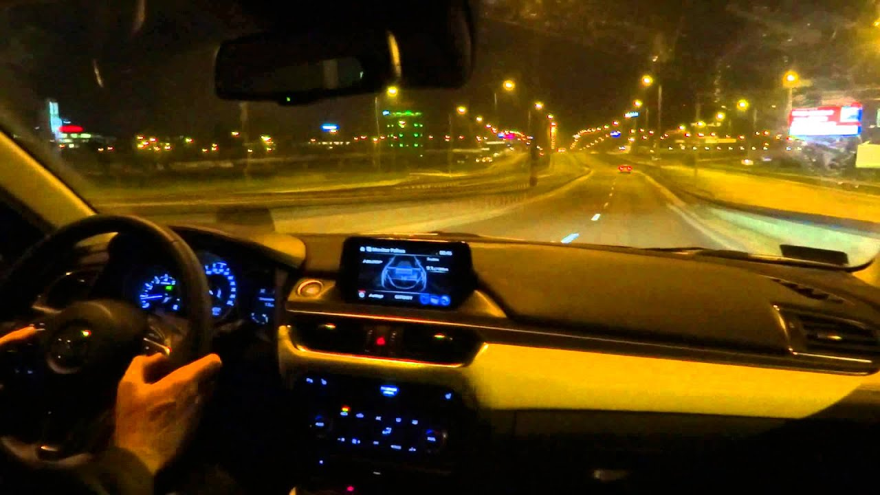 2015 Mazda 6 Touring Wagon 2 0 Manual Night Test Drive