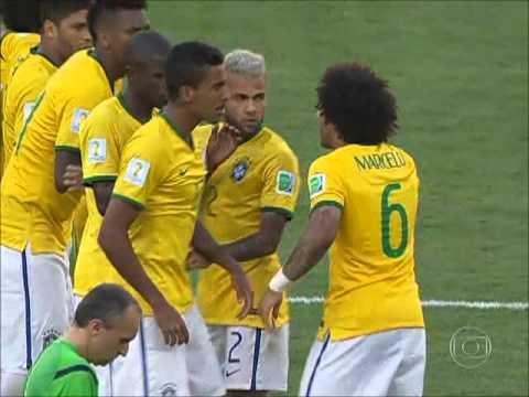 Penalidades Brasil   x  chile copa do mundo 2014