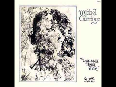Corringe Michel  Album Laissez nous vivre