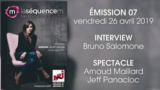 LA SEQUENCE M sur NRJ avec BRUNO SALOMONE - ARNAUD MAILLARD - JEFF PANACLOC