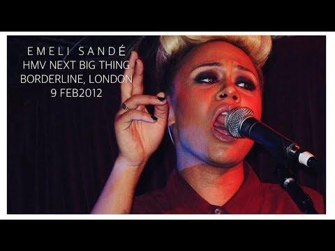 Emeli Sandé - Live at The Borderline (London, England)