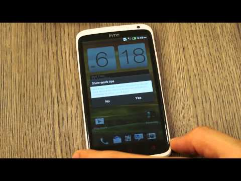 HTC One X + Plus Unboxing and hands on review