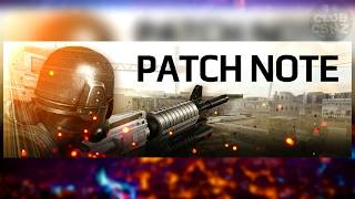CSNZ: Weekly Patch Notes / April 3rd, 2019 - Counter-Strike Nexon: Zombies