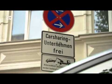 Carsharing - Joint-Use Vehicles for Urbanites | Made in Germany
