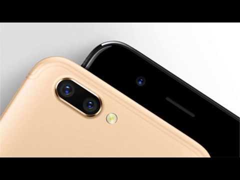 OPPO R13 มาพร้อมหน้าจอ 2K ไร้ขอบ 6 นิ้ว กล้องคู่ และ RAM 8GB
